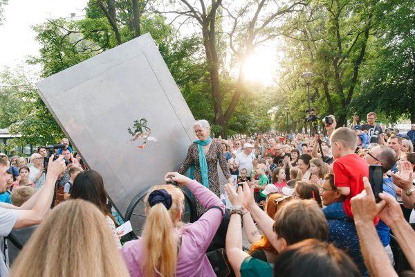 Відкриття Бульвару Сучасної Скульптури м. Біла Церква