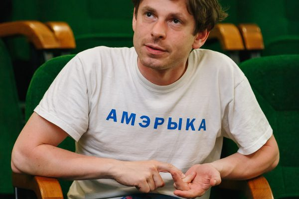 Alexei Radinsky, film director